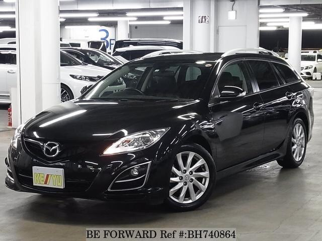 Used 2010 MAZDA ATENZA SPORT WAGON BH740864 for Sale