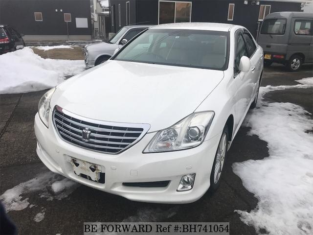 Used 2008 TOYOTA CROWN BH741054 for Sale