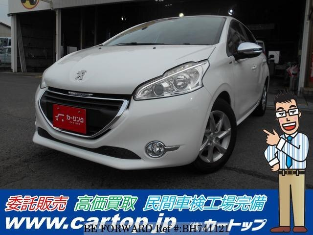 Used 2014 PEUGEOT 208 BH741121 for Sale