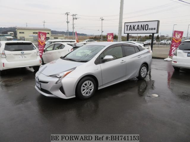 Used 2016 TOYOTA PRIUS BH741153 for Sale