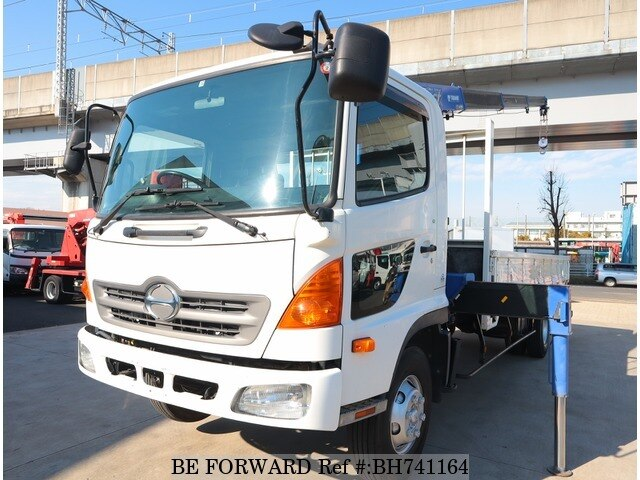 Used 2010 HINO RANGER BH741164 for Sale