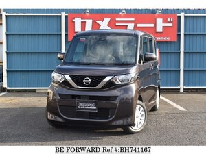 Used 2020 NISSAN ROOX BH741167 for Sale