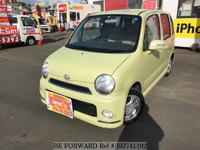 Used 2005 DAIHATSU MOVE LATTE BH741192 for Sale