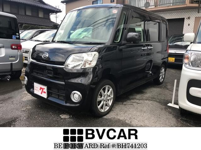 Used 2014 DAIHATSU TANTO BH741203 for Sale