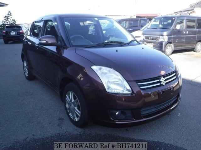 Used 2009 SUZUKI SWIFT BH741211 for Sale