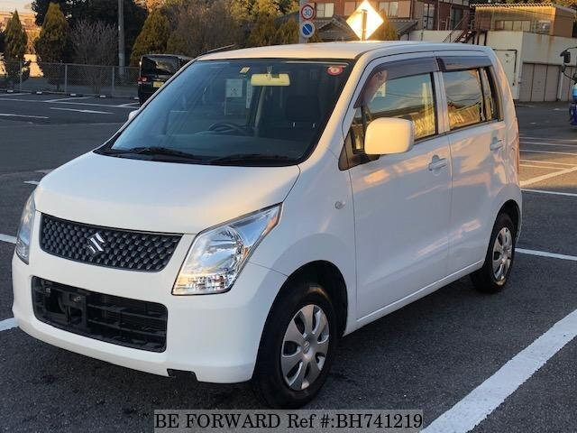 Used 2011 SUZUKI WAGON R BH741219 for Sale