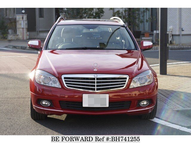 Used 2008 MERCEDES-BENZ C-CLASS BH741255 for Sale