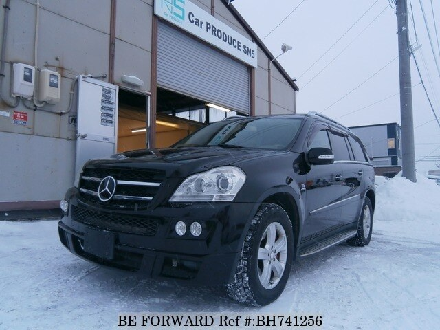 Used 2008 MERCEDES-BENZ GL-CLASS BH741256 for Sale