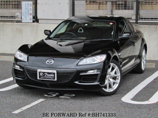 Used 2008 MAZDA RX-8 BH741333 for Sale
