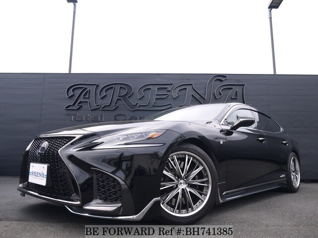 Used 2018 LEXUS LS BH741385 for Sale