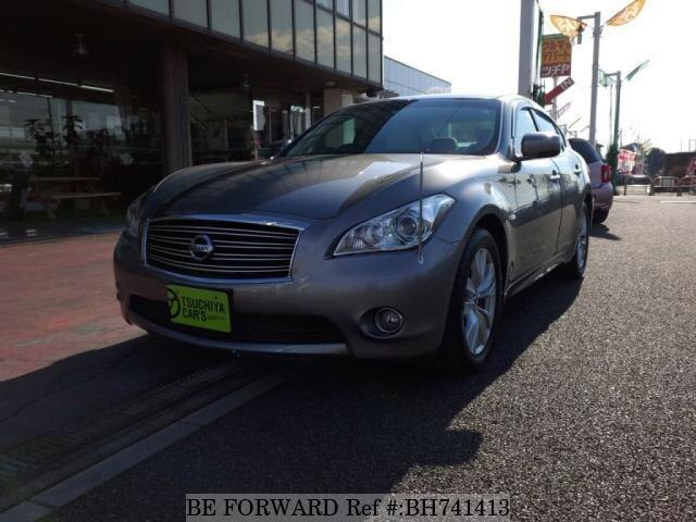 Used 2009 NISSAN FUGA BH741413 for Sale