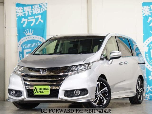 Used 2013 HONDA ODYSSEY BH741426 for Sale