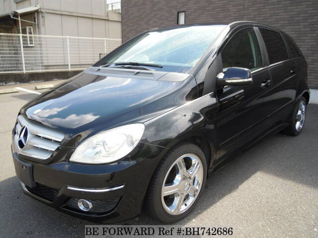 Used 2009 MERCEDES-BENZ B-CLASS BH742686 for Sale