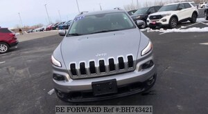 Used 2014 JEEP CHEROKEE BH743421 for Sale