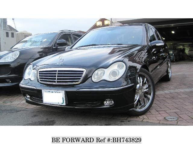 Used 2003 MERCEDES-BENZ C-CLASS BH743829 for Sale