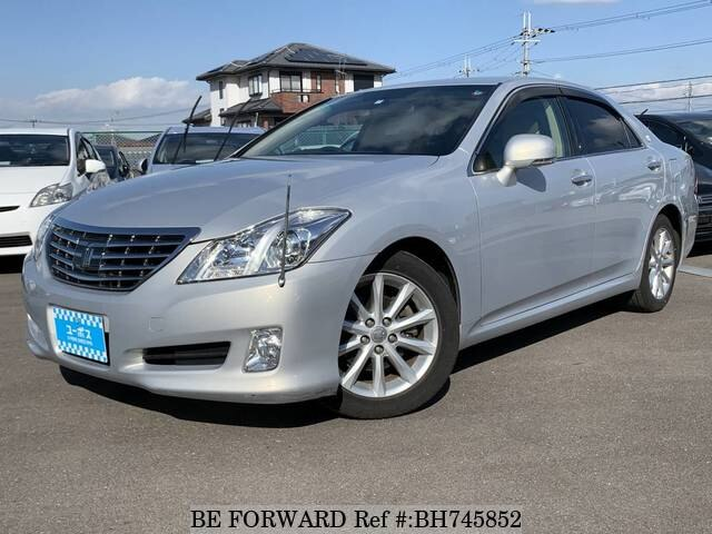 Used 2009 TOYOTA CROWN BH745852 for Sale