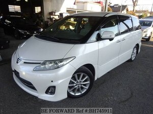 Used 2009 TOYOTA ESTIMA BH745911 for Sale