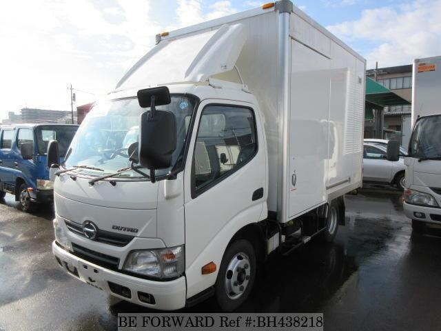 Used 2015 HINO DUTRO BH438218 for Sale