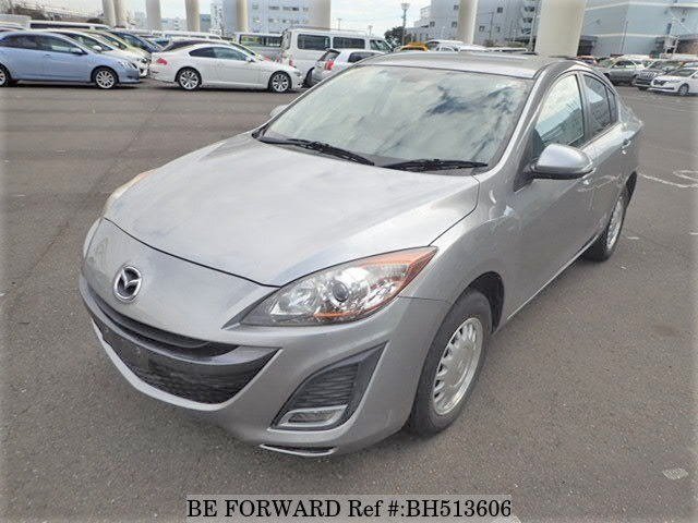 Used 2011 MAZDA AXELA BH513606 for Sale