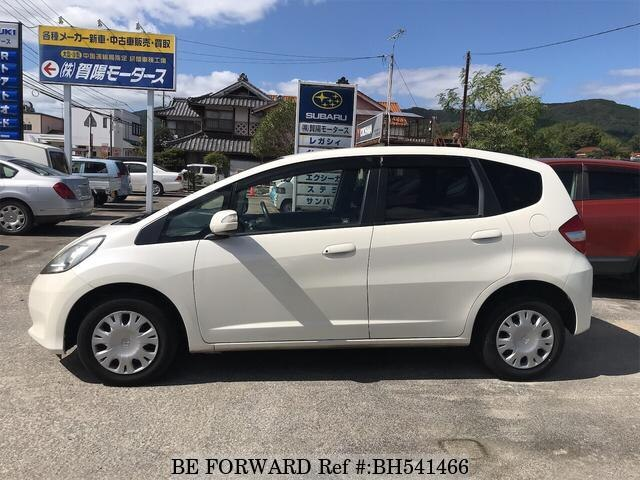 Used 2013 HONDA FIT BH541466 for Sale