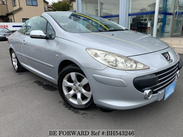 Used 2008 PEUGEOT 307 BH543246 for Sale