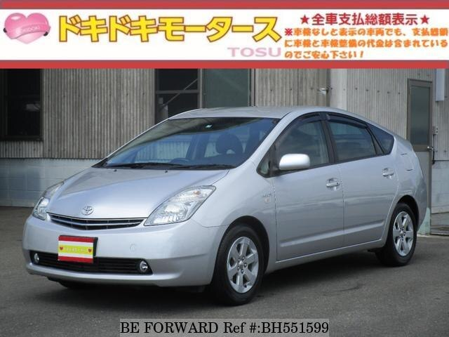 Used 2007 TOYOTA PRIUS BH551599 for Sale