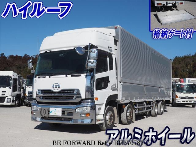 Used 2012 UD TRUCKS QUON BH570782 for Sale