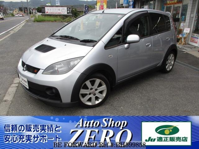 Used 2006 MITSUBISHI COLT BH599858 for Sale