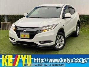 Used 2015 HONDA VEZEL BH605123 for Sale