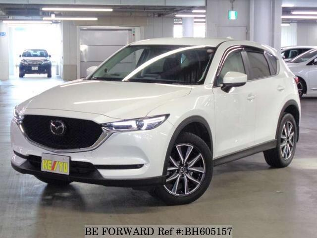 Used 2017 MAZDA CX-5 BH605157 for Sale