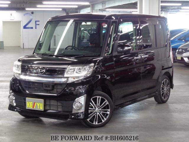 Used 2014 DAIHATSU TANTO BH605216 for Sale