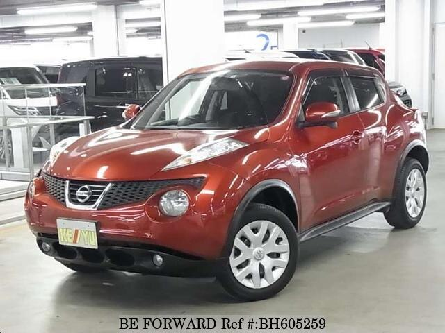 Used 2012 NISSAN JUKE BH605259 for Sale