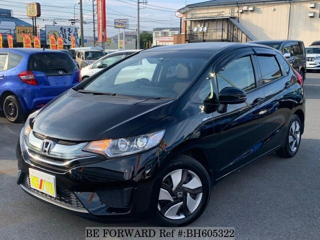 Used 2013 HONDA FIT HYBRID BH605322 for Sale