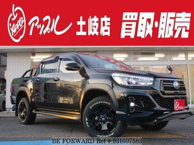 Used 2019 TOYOTA HILUX BH607583 for Sale