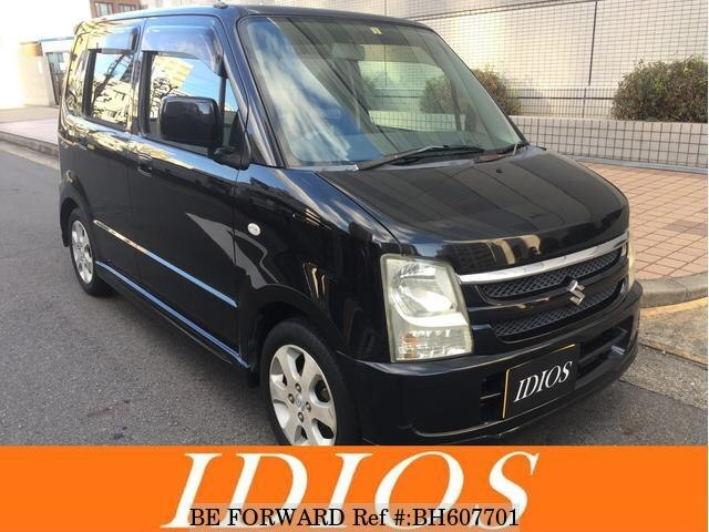 Used 2005 SUZUKI WAGON R BH607701 for Sale
