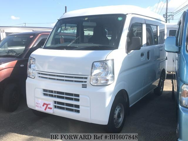 Used 2016 SUZUKI EVERY BH607848 for Sale