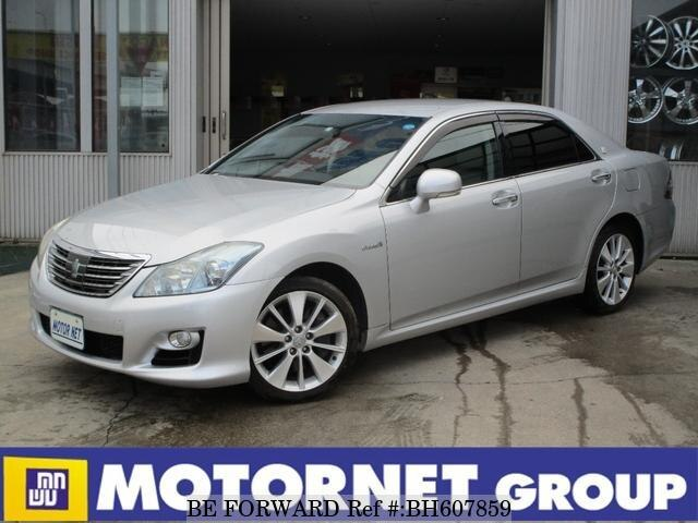 Used 2008 TOYOTA CROWN HYBRID BH607859 for Sale