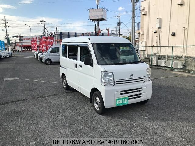 Used 2017 NISSAN CLIPPER VAN BH607905 for Sale
