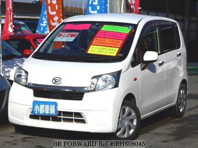 Used 2014 DAIHATSU MOVE BH608045 for Sale