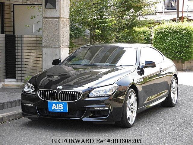 Used 2012 BMW 6 SERIES BH608205 for Sale