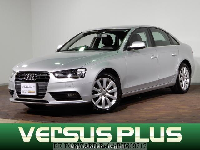 Used 2013 AUDI A4 BH609717 for Sale