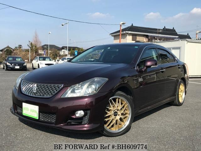 Used 2009 TOYOTA CROWN BH609774 for Sale
