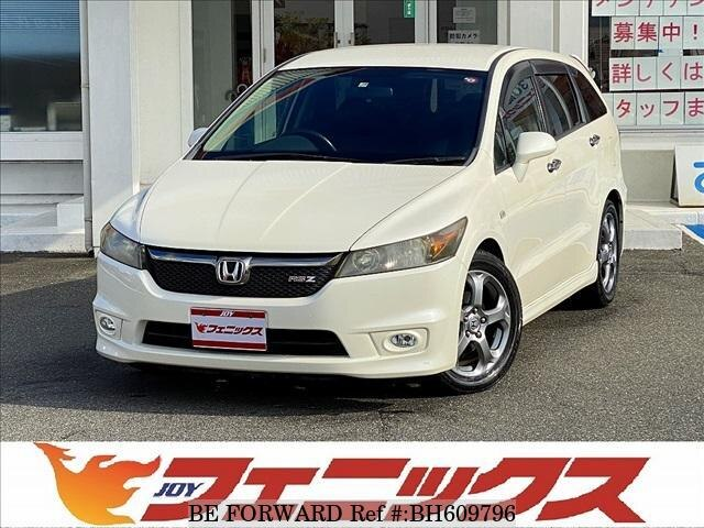 Used 2007 HONDA STREAM BH609796 for Sale
