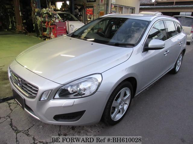 Used 2011 VOLVO V60 BH610028 for Sale