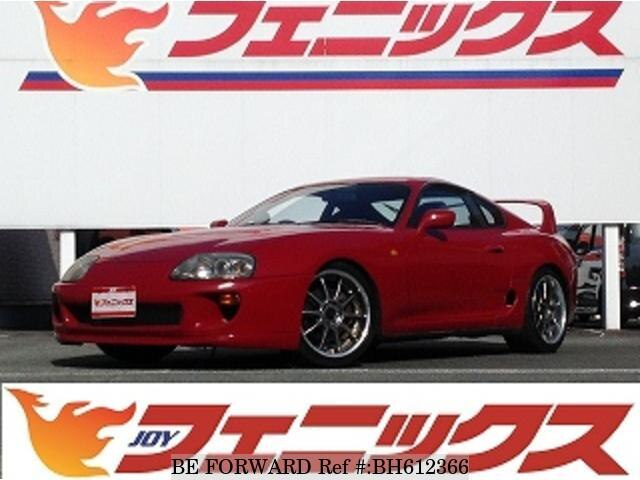 Used 1994 TOYOTA SUPRA BH612366 for Sale