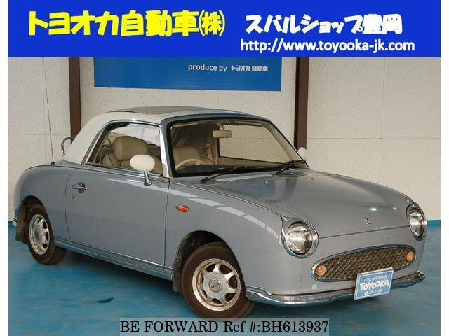 Used 1991 NISSAN FIGARO BH613937 for Sale