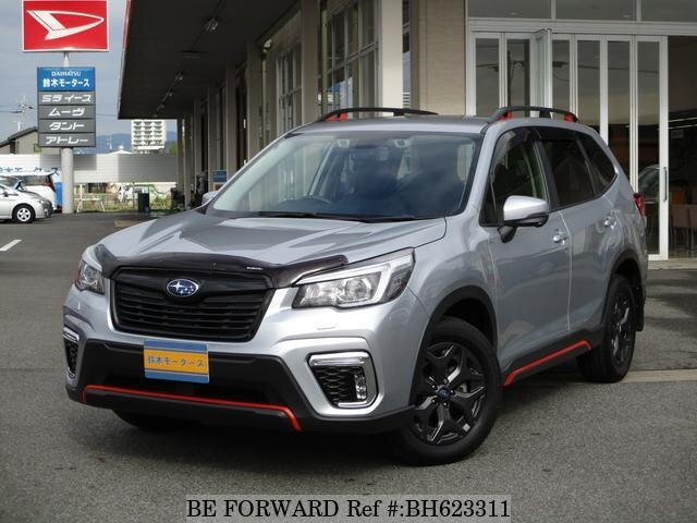 Used 2019 SUBARU FORESTER BH623311 for Sale