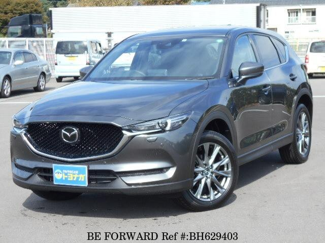 Used 2020 MAZDA CX-5 BH629403 for Sale