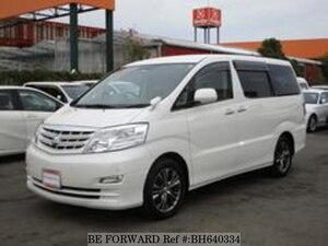 Used 2006 TOYOTA ALPHARD BH640334 for Sale