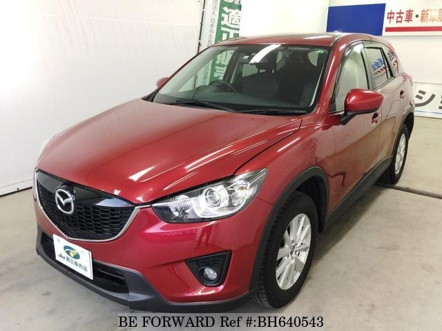 Used 2013 MAZDA CX-5 BH640543 for Sale